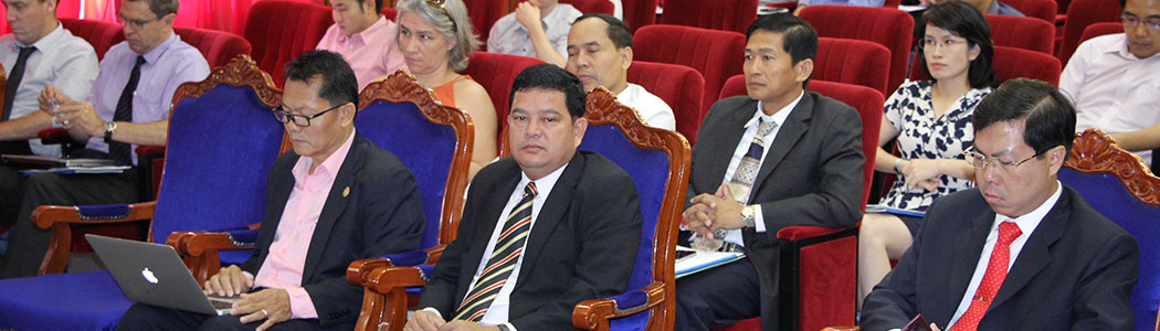 International Symposium of Research Outcomes of the Maritime and Inland Waterways Observatory of Cambodia